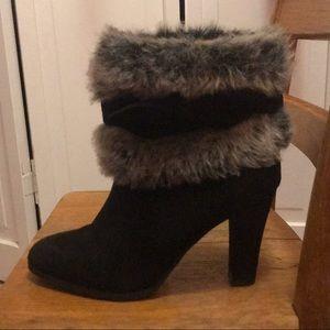 Gorgeous boots, sz 8, Like new